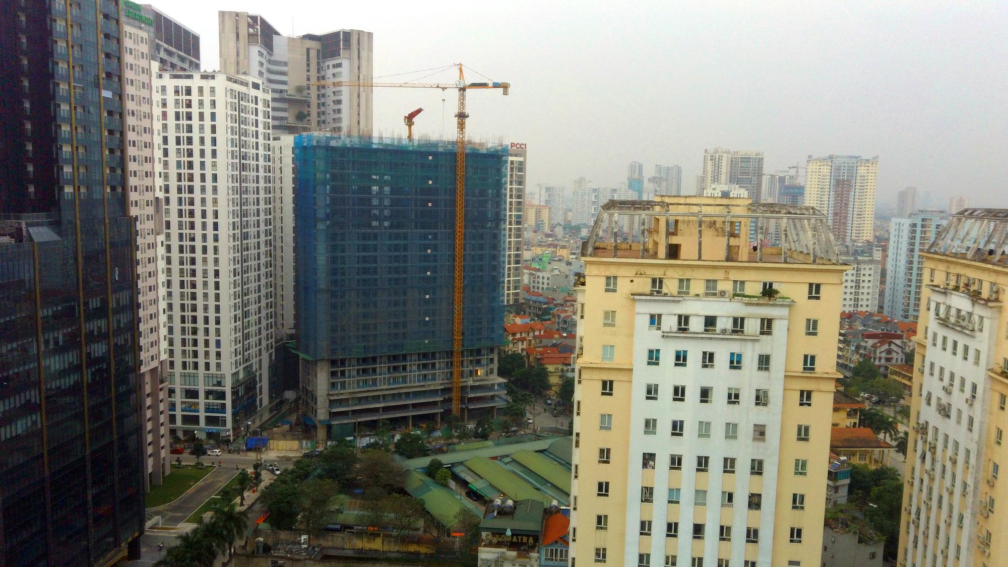 Dự án An Bình Plaza đang mở bán ở Hà Nội: 'Nhất cận thị', lô gia chạy dài qua các phòng - Ảnh 3.