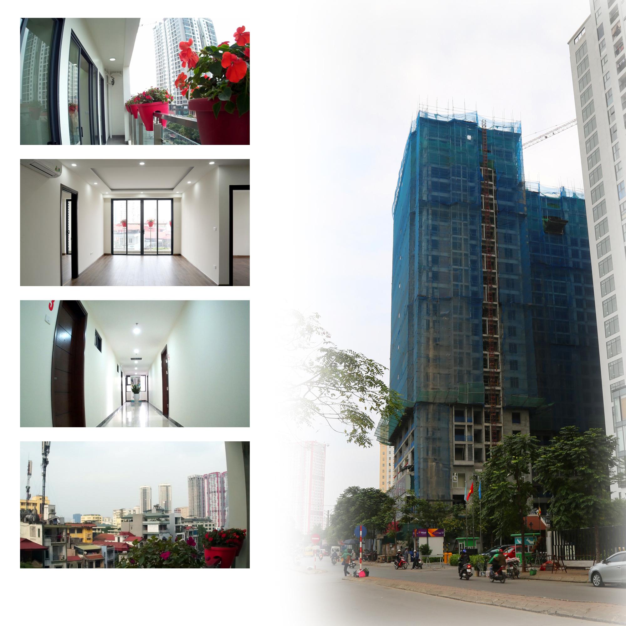 Dự án An Bình Plaza đang mở bán ở Hà Nội: 'Nhất cận thị', lô gia chạy dài qua các phòng - Ảnh 1.