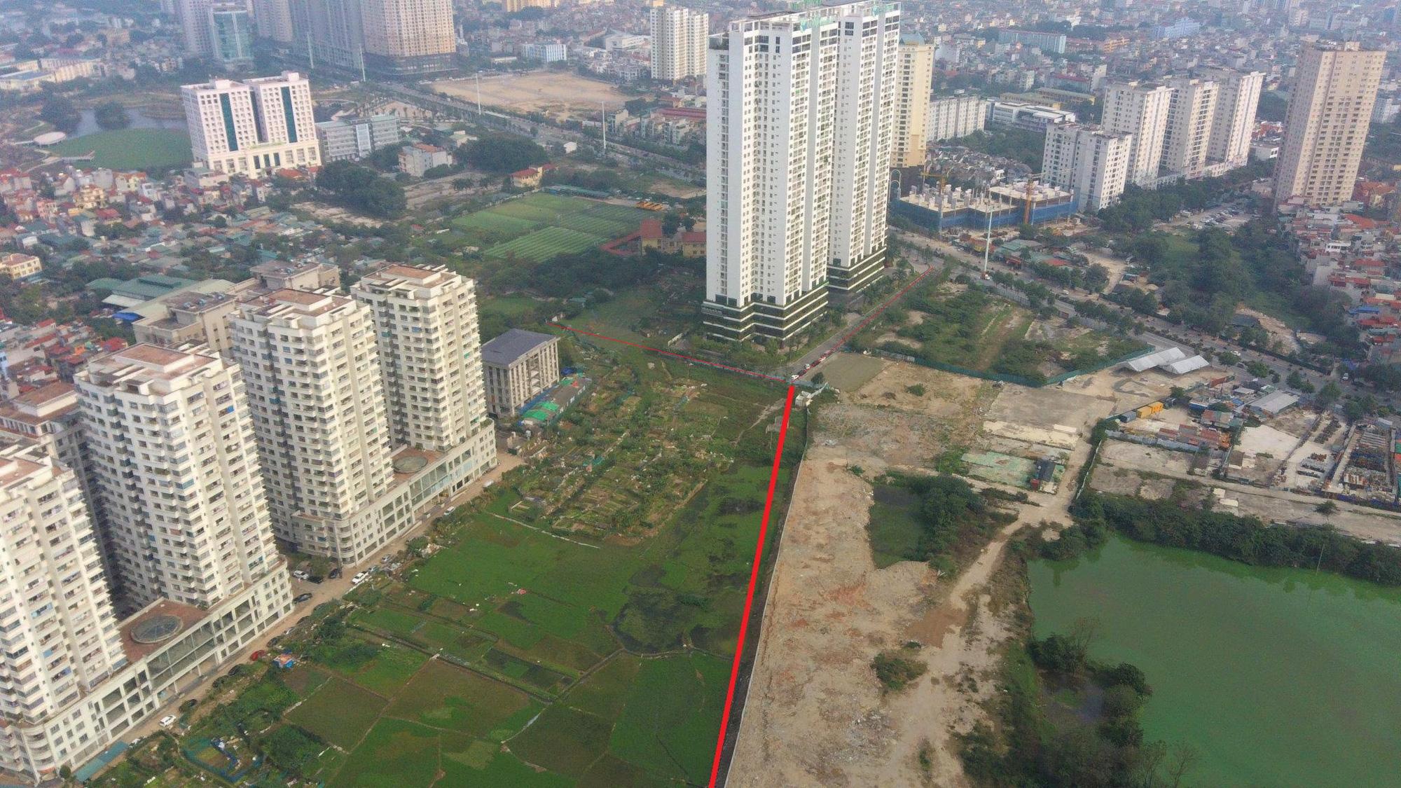 Qui hoạch giao thông Hà Nội: 4 đường sẽ mở ở phường Mễ Trì, Nam Từ Liêm - Ảnh 12.