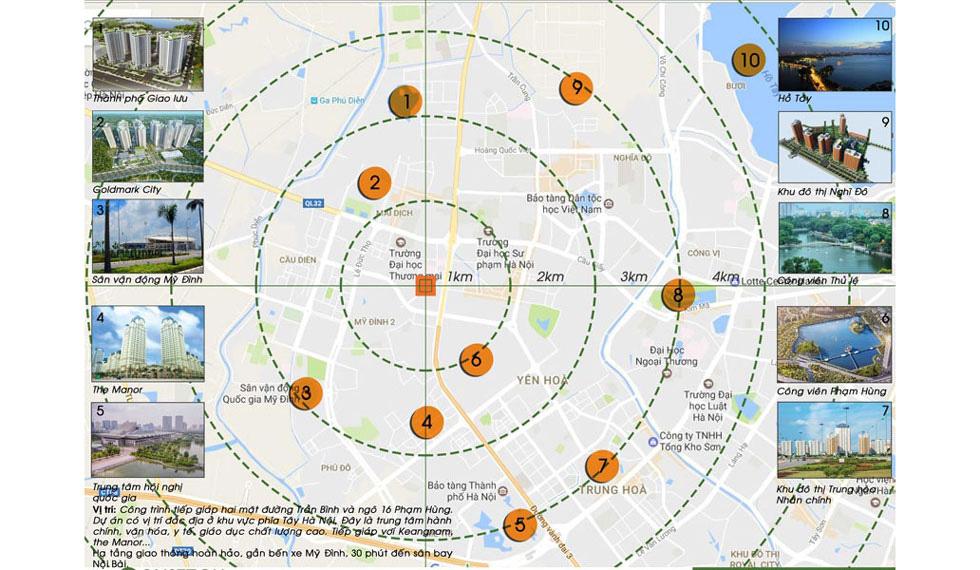Dự án An Bình Plaza đang mở bán ở Hà Nội: 'Nhất cận thị', lô gia chạy dài qua các phòng - Ảnh 5.