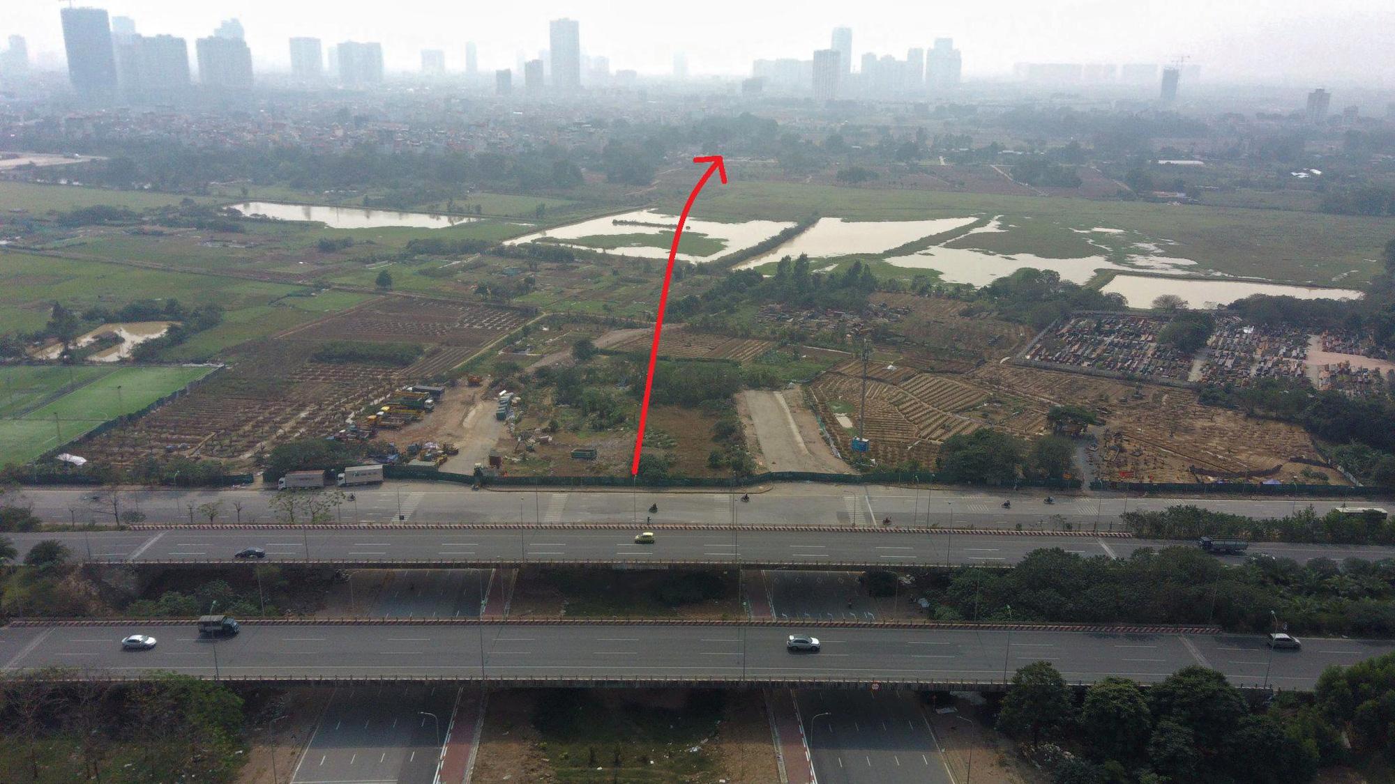 Qui hoạch giao thông Hà Nội: 4 đường sẽ mở ở phường Mễ Trì, Nam Từ Liêm - Ảnh 2.