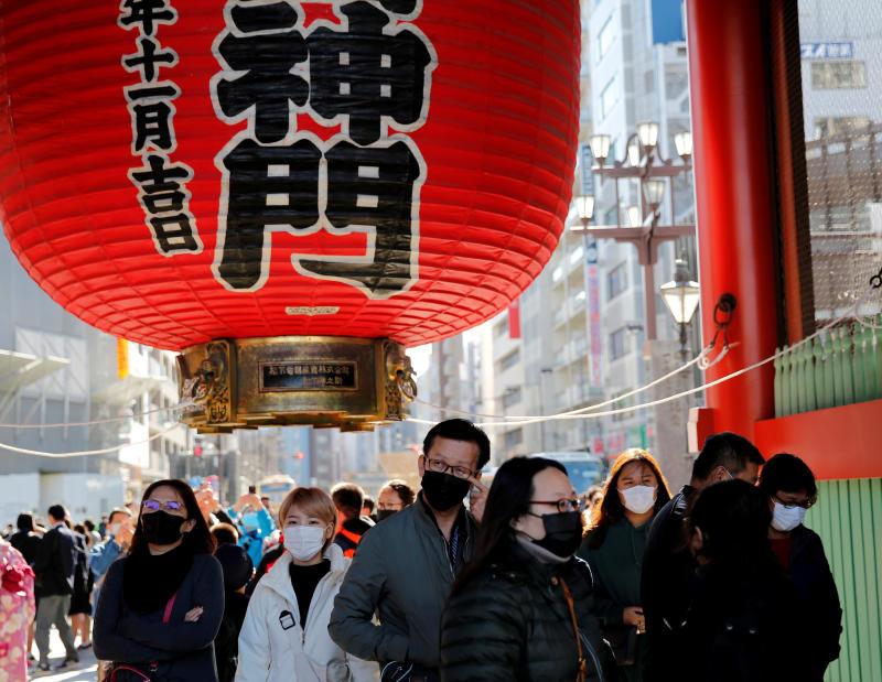 Không còn lo sợ lây virus corona, người Thái Lan vẫn đổ xô tới Nhật Bản du lịch - Ảnh 1.