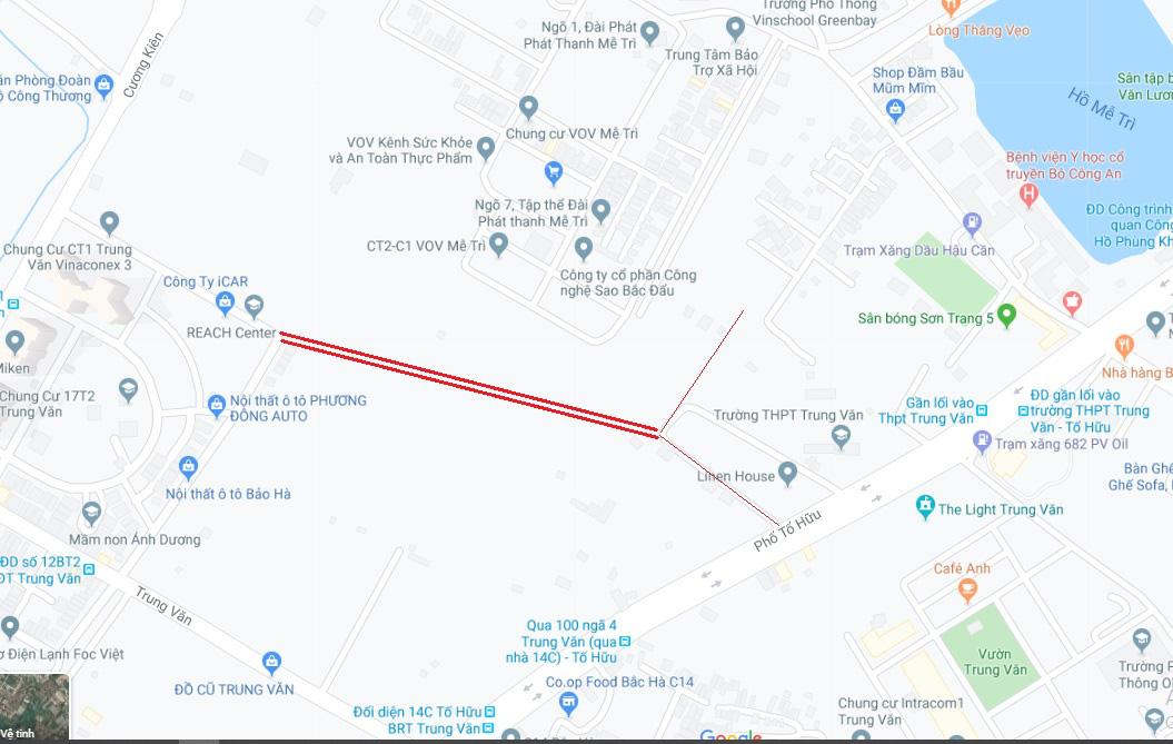 Qui hoạch giao thông Hà Nội: 4 đường sẽ mở ở phường Mễ Trì, Nam Từ Liêm - Ảnh 13.
