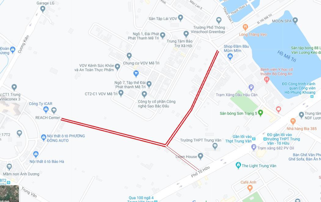 Qui hoạch giao thông Hà Nội: 4 đường sẽ mở ở phường Mễ Trì, Nam Từ Liêm - Ảnh 19.