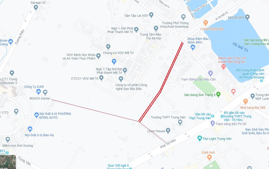 Qui hoạch giao thông Hà Nội: 4 đường sẽ mở ở phường Mễ Trì, Nam Từ Liêm - Ảnh 17.