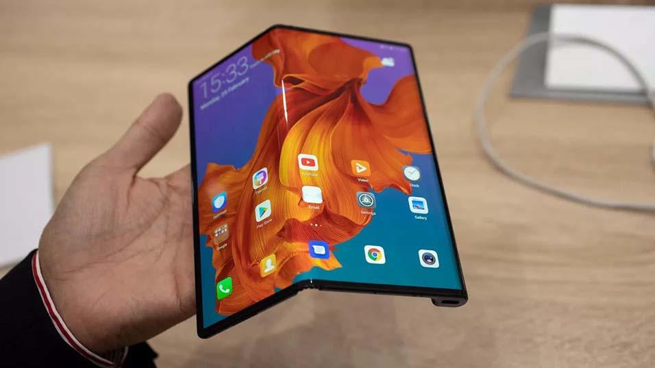 Lộ video cho thấy Huawei Mate X đã có thể chạy ứng dụng Google - Ảnh 1.