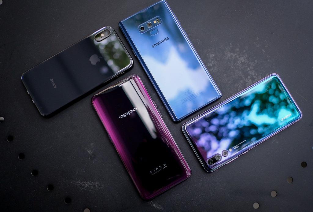 Tạm quên Huawei đi, Oppo mới thực sự là đối thủ là Apple và Samsung phải dè chừng - Ảnh 4.