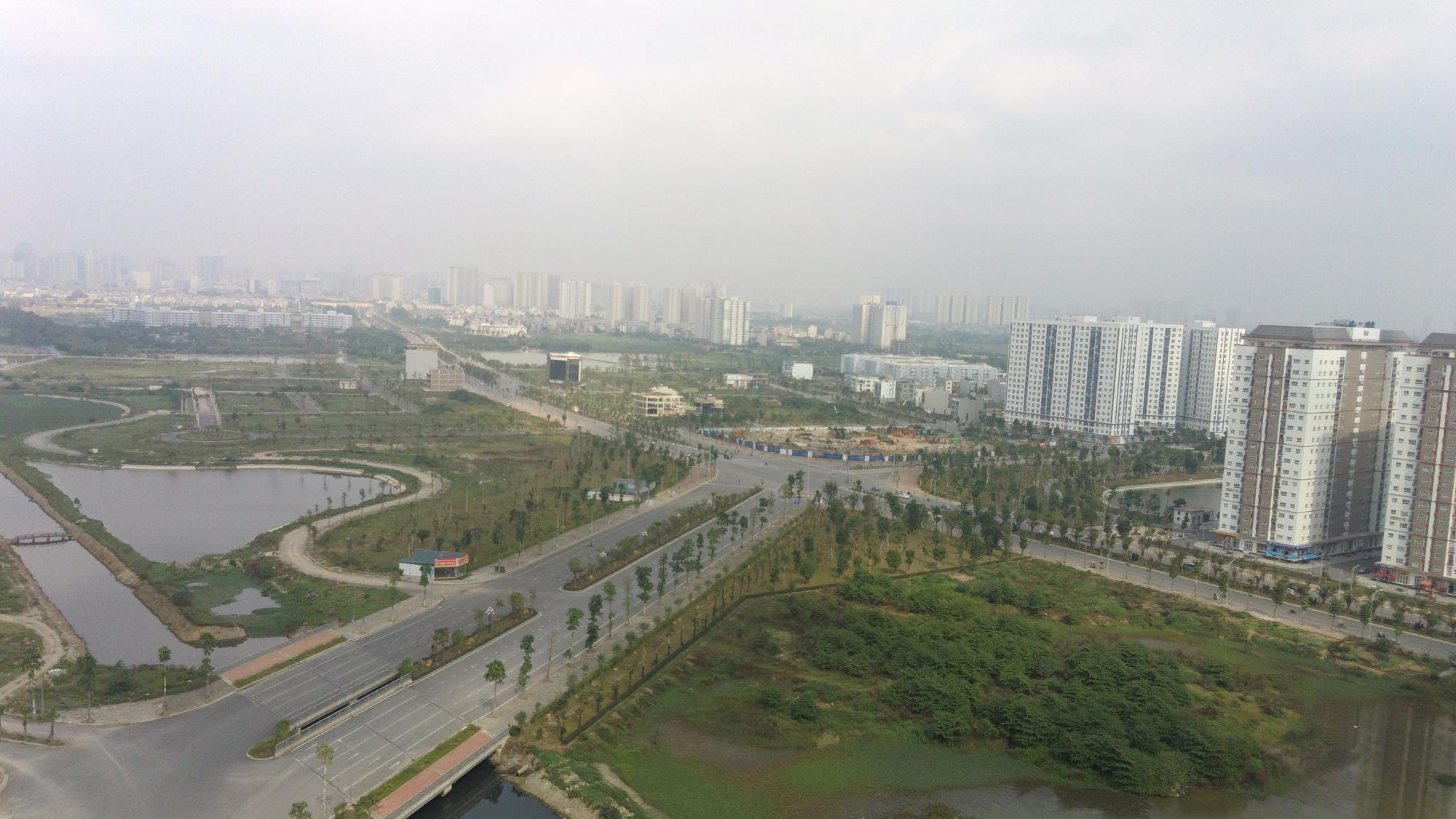 Thông đường Nguyễn Xiển - Xa La, hàng loạt khu đô thị được lợi - Ảnh 4.