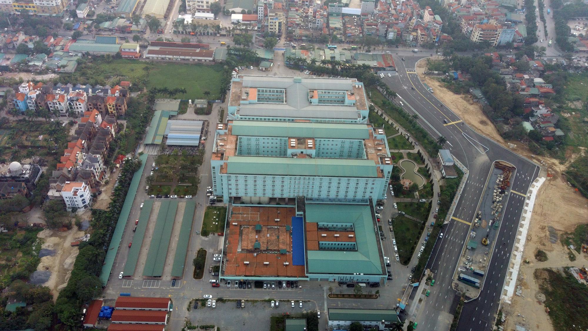 Thông đường Nguyễn Xiển - Xa La, hàng loạt khu đô thị được lợi - Ảnh 7.