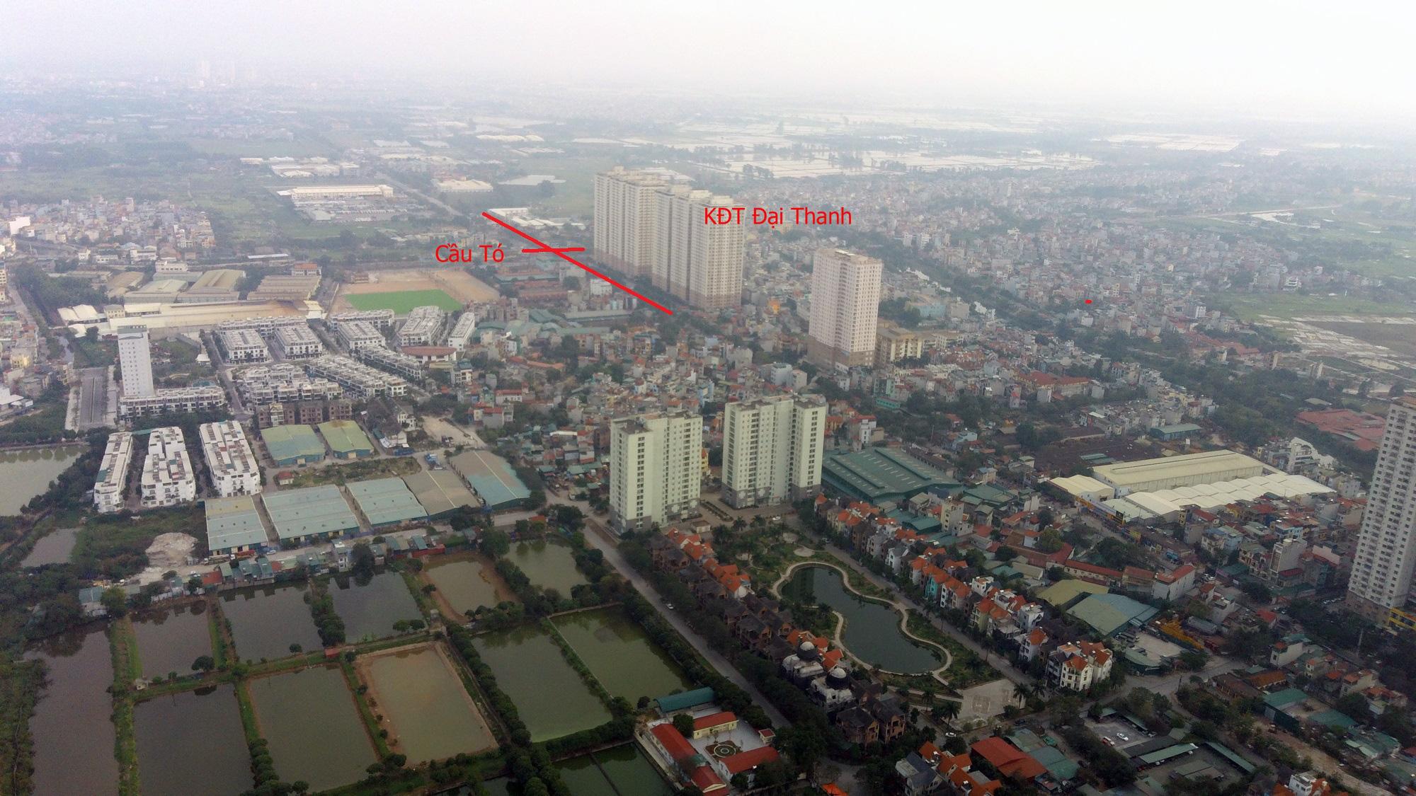 Thông đường Nguyễn Xiển - Xa La, hàng loạt khu đô thị được lợi - Ảnh 6.