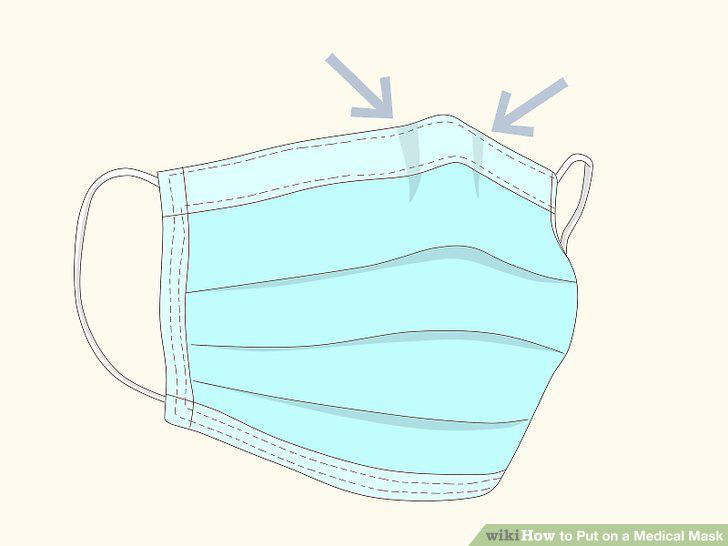 Cách đeo khẩu trang đúng nhất để phòng tránh virus Corona: 6 bước - Ảnh 3.