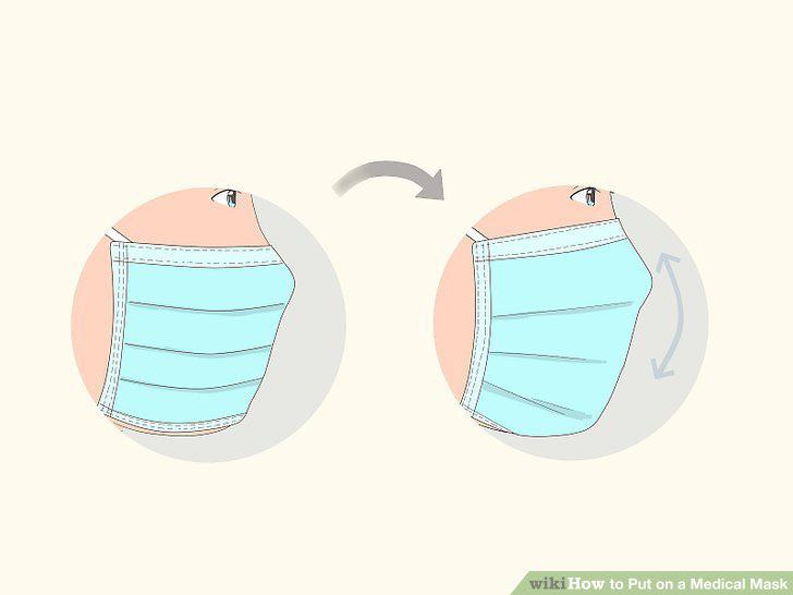 Cách đeo khẩu trang đúng nhất để phòng tránh virus Corona: 6 bước - Ảnh 6.