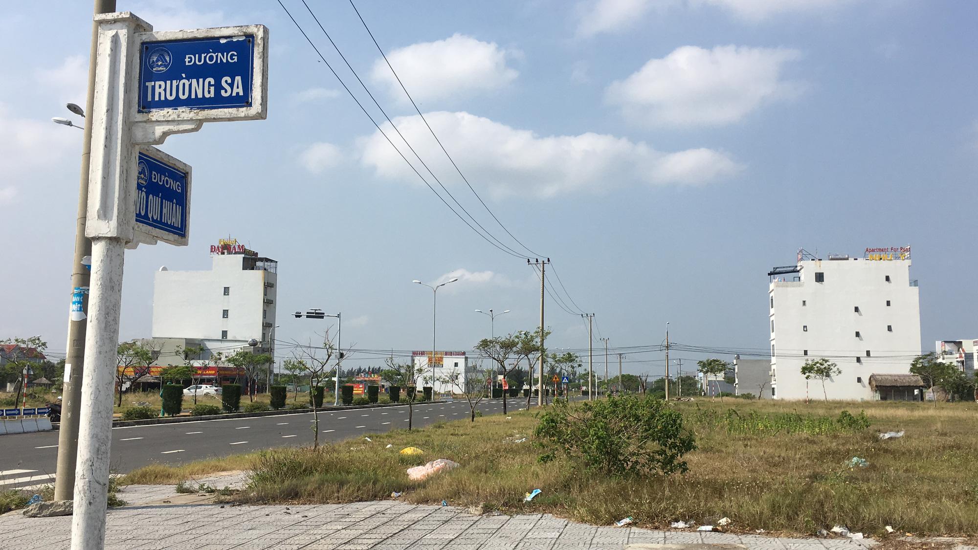 Cận cảnh nơi Đà Nẵng làm cầu, đường qua sông Cổ Cò, đường vành hơn 1.400 tỉ đồng - Ảnh 5.