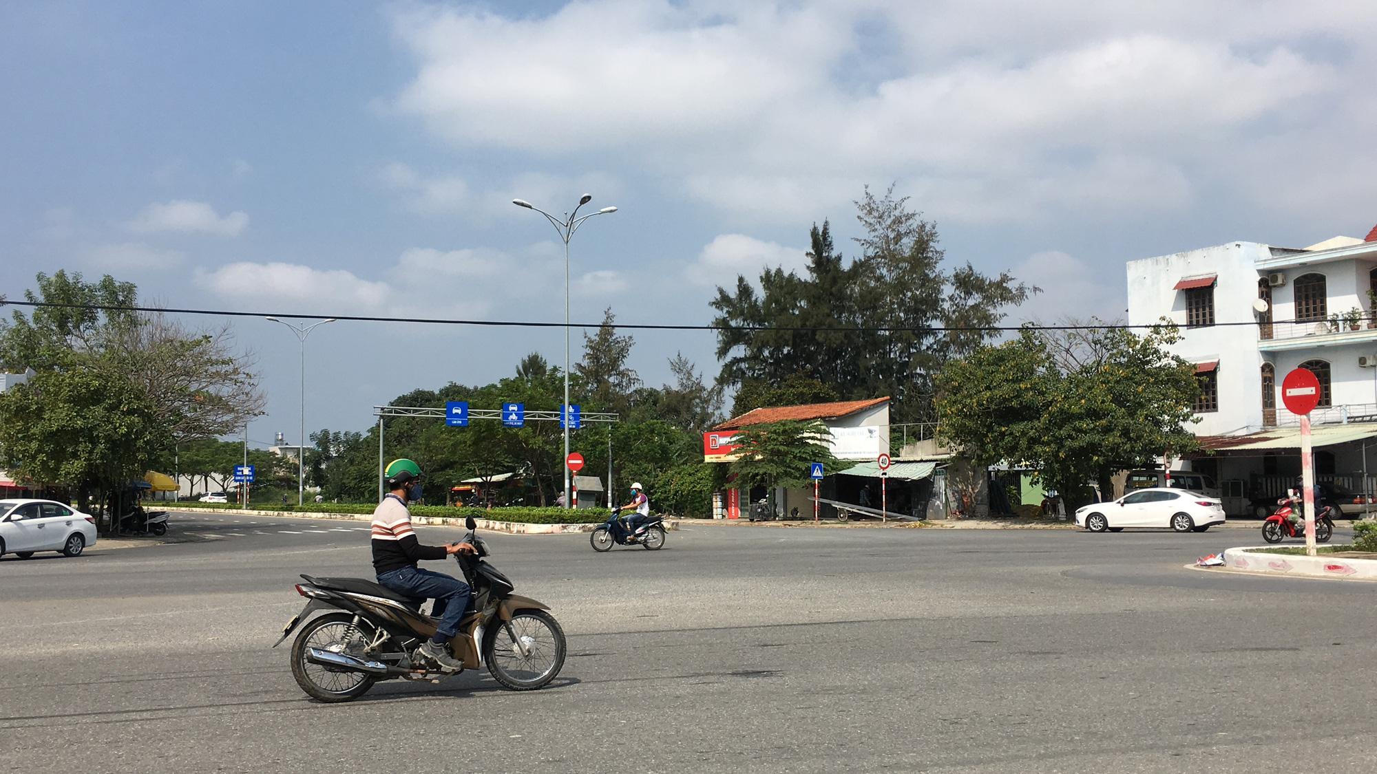 Cận cảnh nơi Đà Nẵng làm cầu, đường qua sông Cổ Cò, đường vành hơn 1.400 tỉ đồng - Ảnh 2.