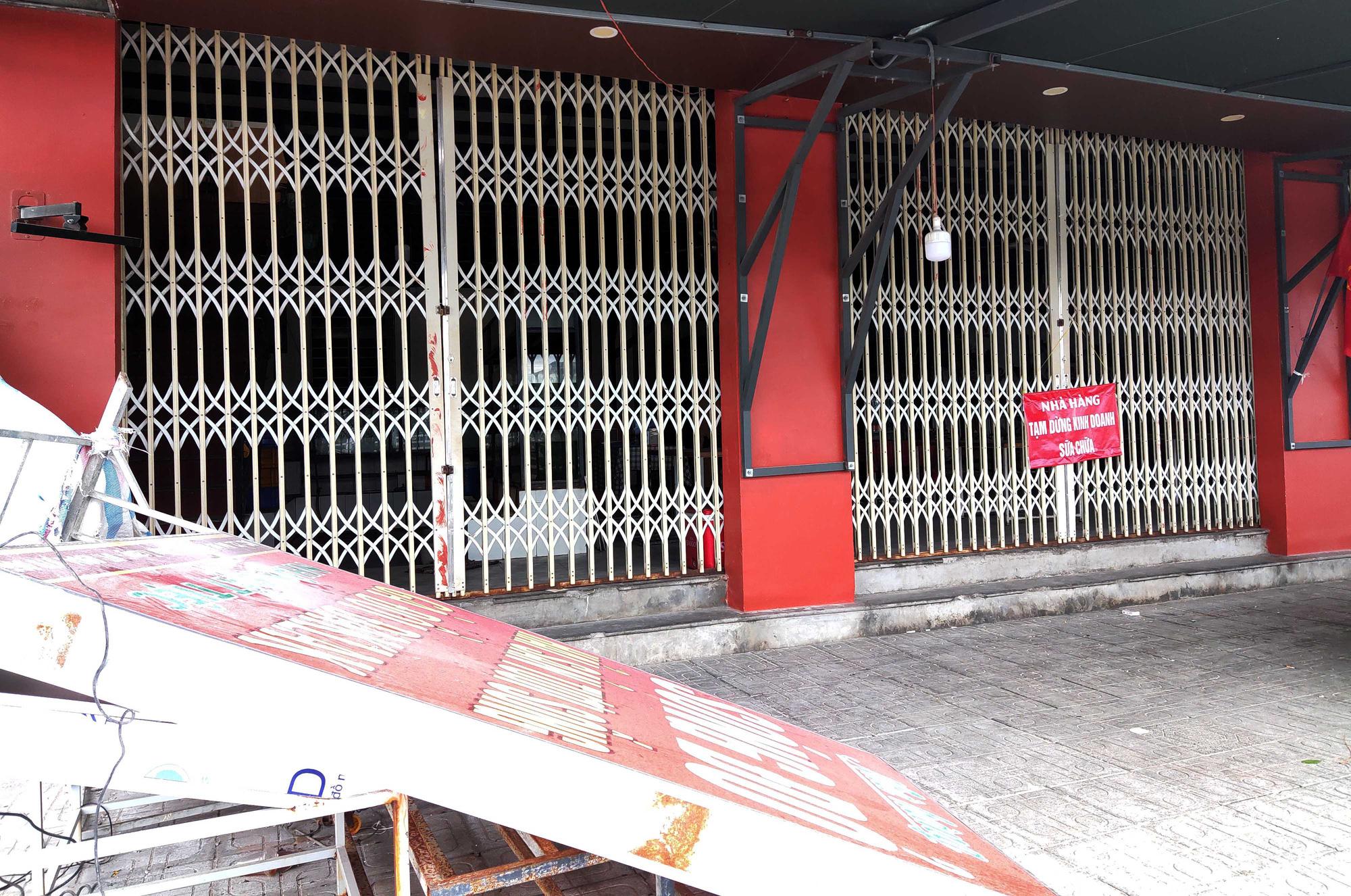 Nha Trang: Phố hải sản đìu hiu, hàng loạt nhà hàng đóng cửa trong đại dịch corona  - Ảnh 6.