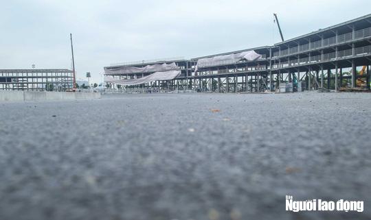 Toàn cảnh đường đua F1 Việt Nam đang trong quá trình hoàn thiện - Ảnh 4.