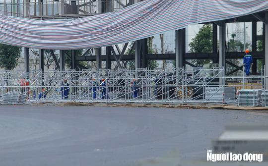 Toàn cảnh đường đua F1 Việt Nam đang trong quá trình hoàn thiện - Ảnh 6.