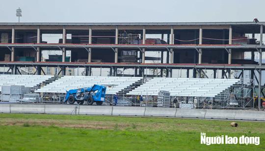 Toàn cảnh đường đua F1 Việt Nam đang trong quá trình hoàn thiện - Ảnh 7.