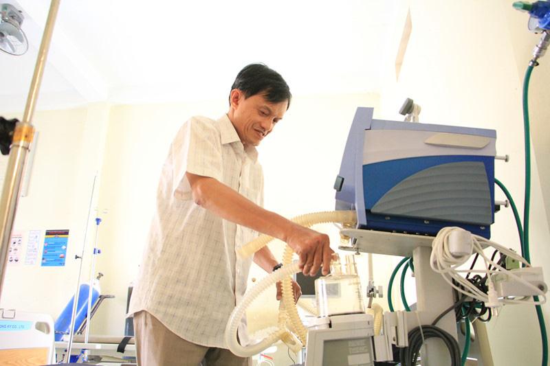 Bên trong bệnh viện dã chiến ứng phó virus Corona tại TP HCM trông thế nào? - Ảnh 6.