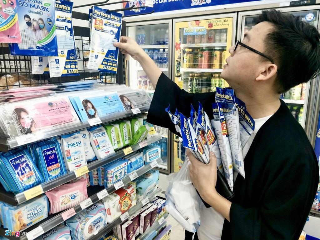 Bộ Công thương công bố danh sách các điểm bán khẩu trang đúng giá ở Hà Nội - Ảnh 1.