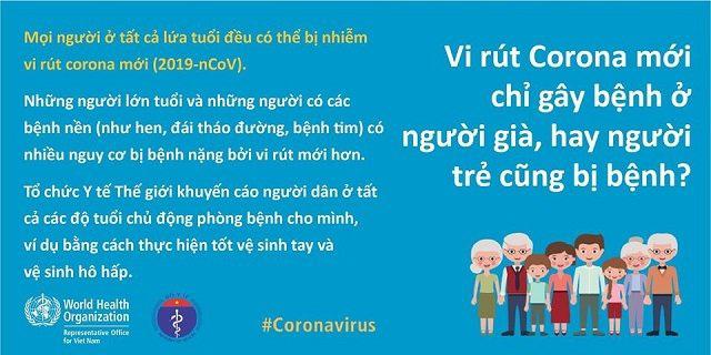 Kiến thức mới nhất về dịch virus corona (2019-nCoV) nhất định phải biết - Ảnh 1.