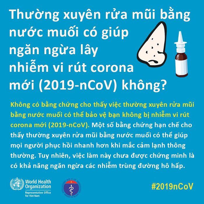 Kiến thức mới nhất về dịch virus corona (2019-nCoV) nhất định phải biết - Ảnh 6.