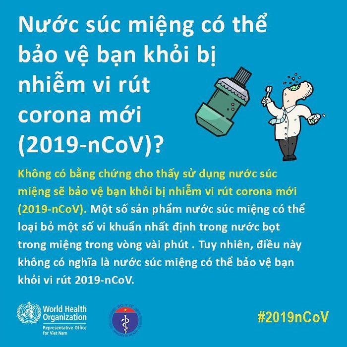 Kiến thức mới nhất về dịch virus corona (2019-nCoV) cần biết để phòng ngừa hiệu quả - Ảnh 7.