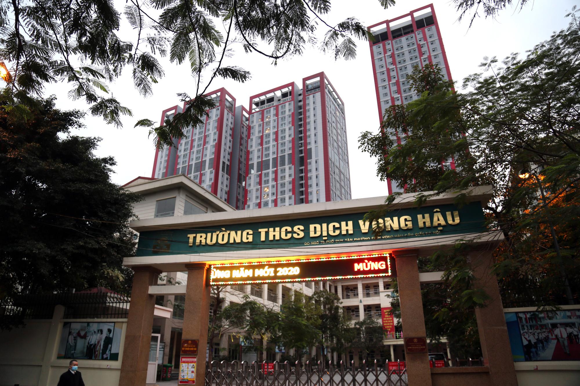Dự án Hà Nội Paragon đang mở bán: Hai mặt tiền, vài bước ra vành đai ba - Ảnh 6.