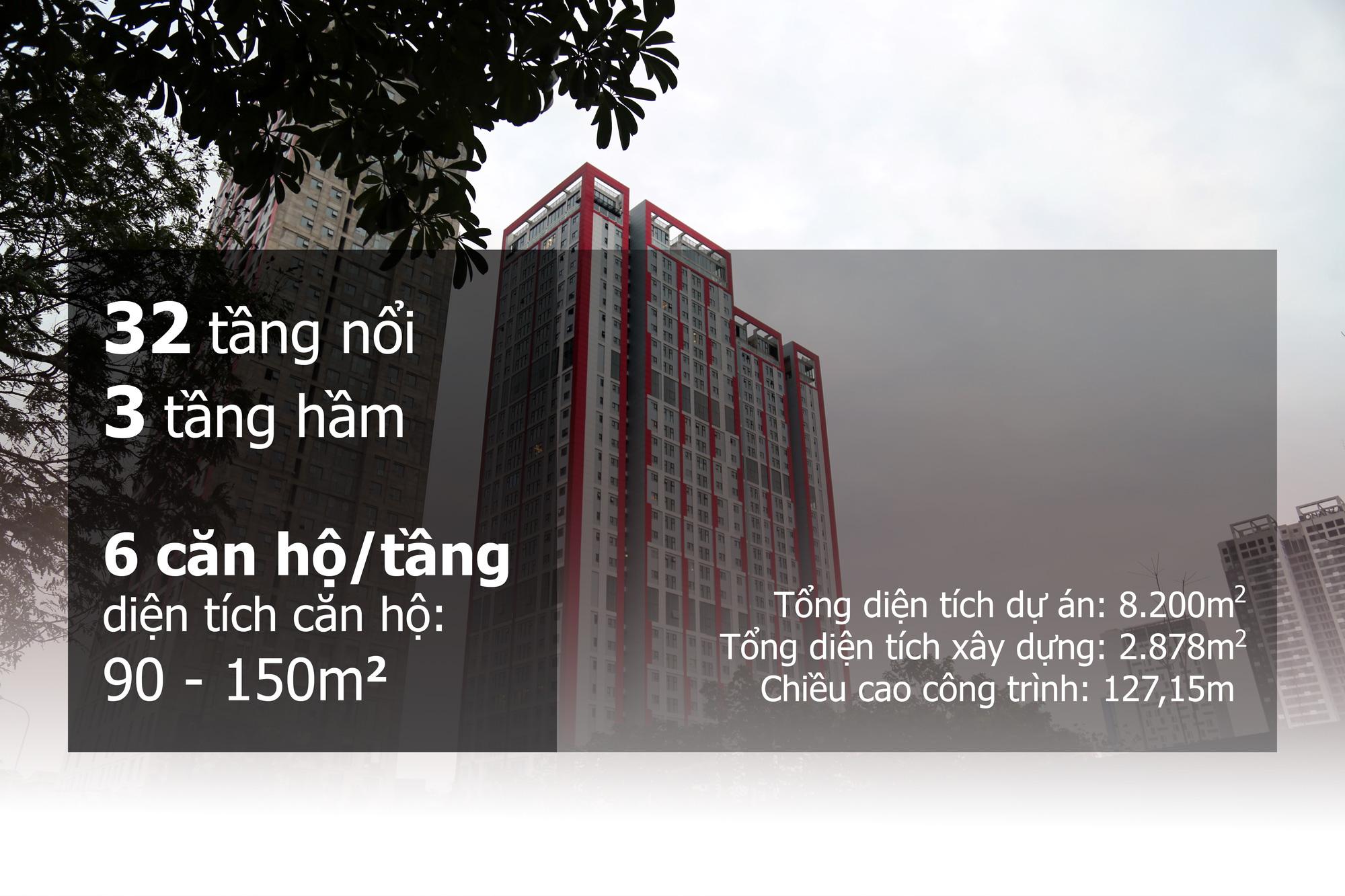 Dự án Hà Nội Paragon đang mở bán: Hai mặt tiền, vài bước ra vành đai ba - Ảnh 4.