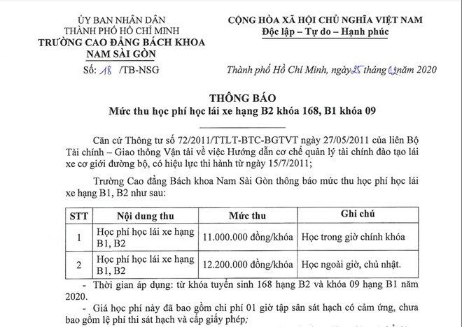 Hoc phi lai xe tang gap 2 lan tai TP.HCM hinh anh 2 Nam_SG_after.jpg