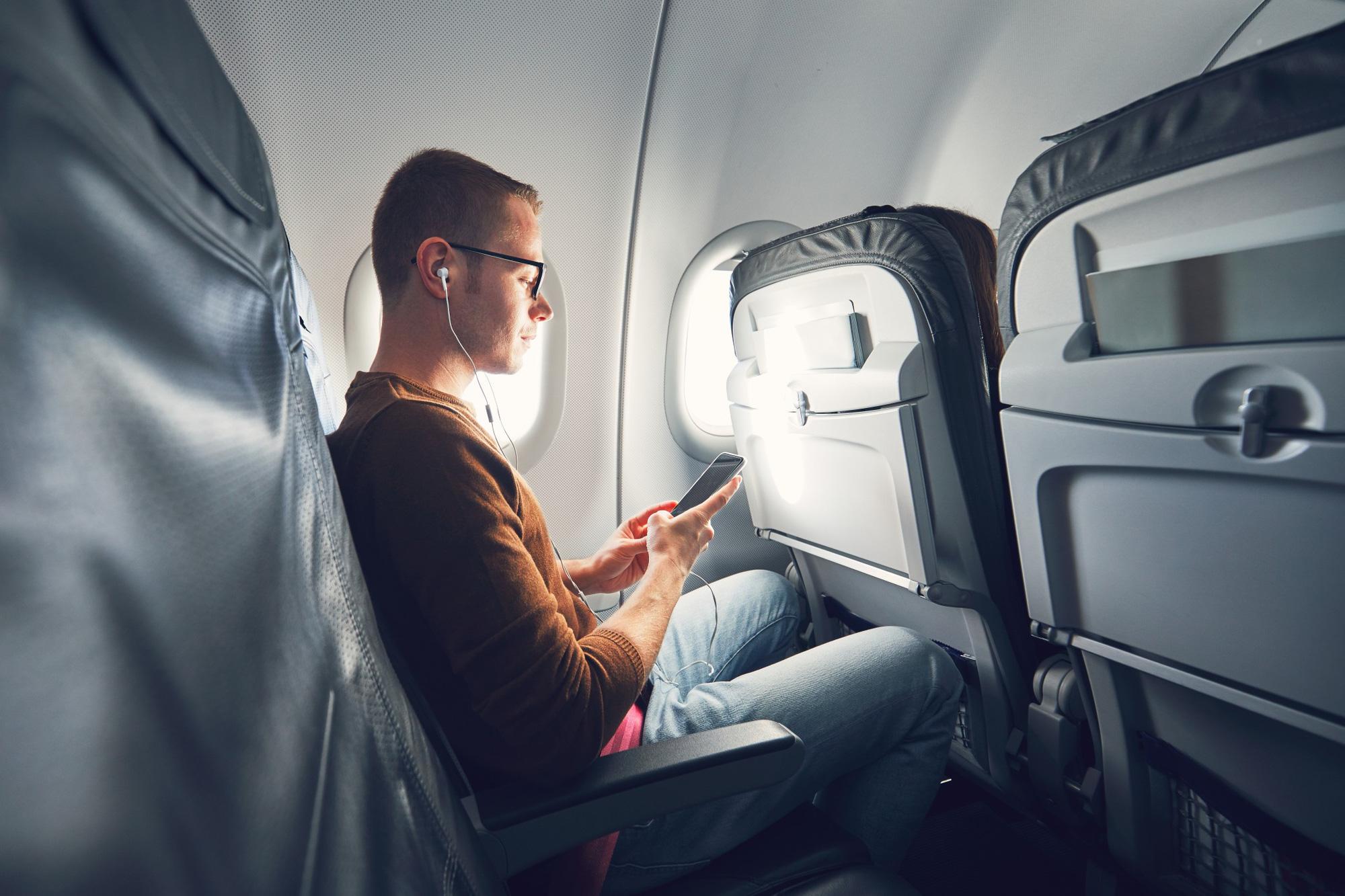 """Làm sao để """"nói khéo"""" người khác đổi ghế ngồi trên máy bay?  - Ảnh 3."""
