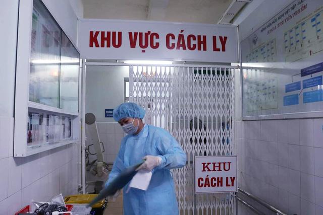 Việt Nam có ca thứ 32 nhiễm Covid-19, từng tiếp xúc với bệnh nhân số 17 - Ảnh 1.