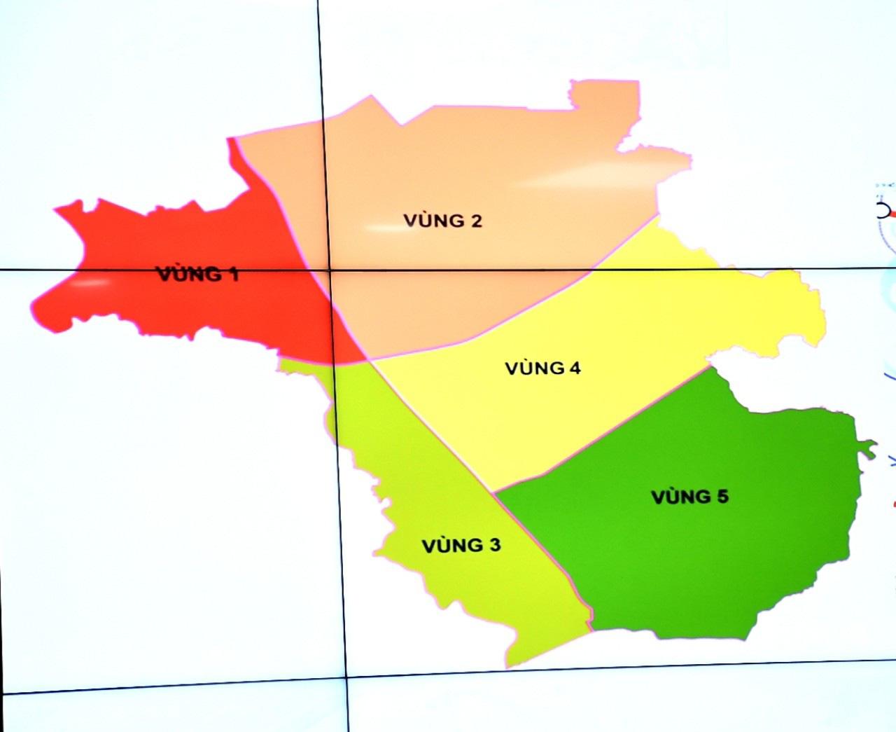 Long Thành được qui hoạch thành 5 phân vùng, phát triển thành vùng kinh tế động lực của Đồng Nai trong tương lai - Ảnh 1.