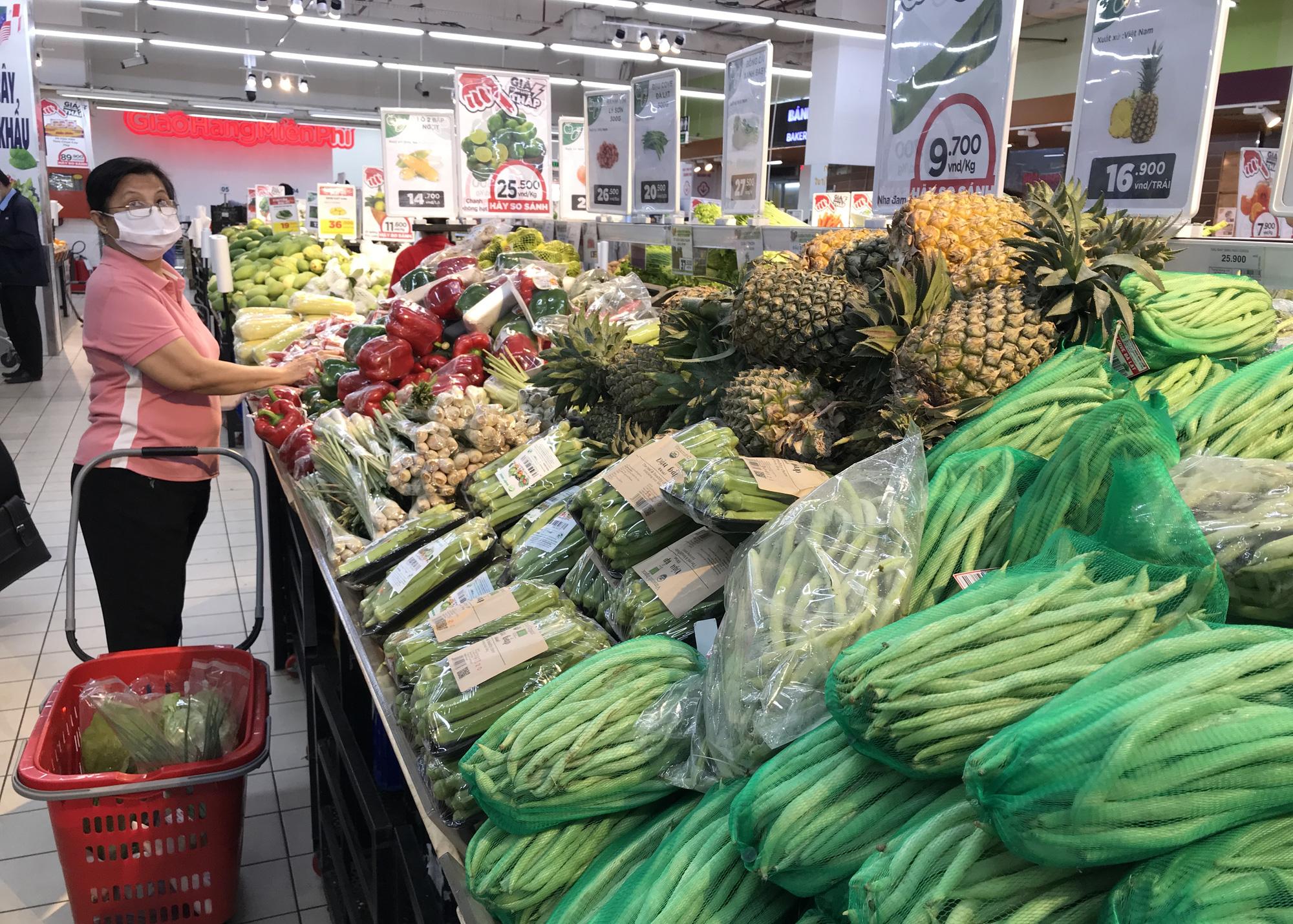Bộ Công Thương khẳng định hàng hóa, thực phẩm đủ cho người dân ngay cả lúc dịch bệnh - Ảnh 3.