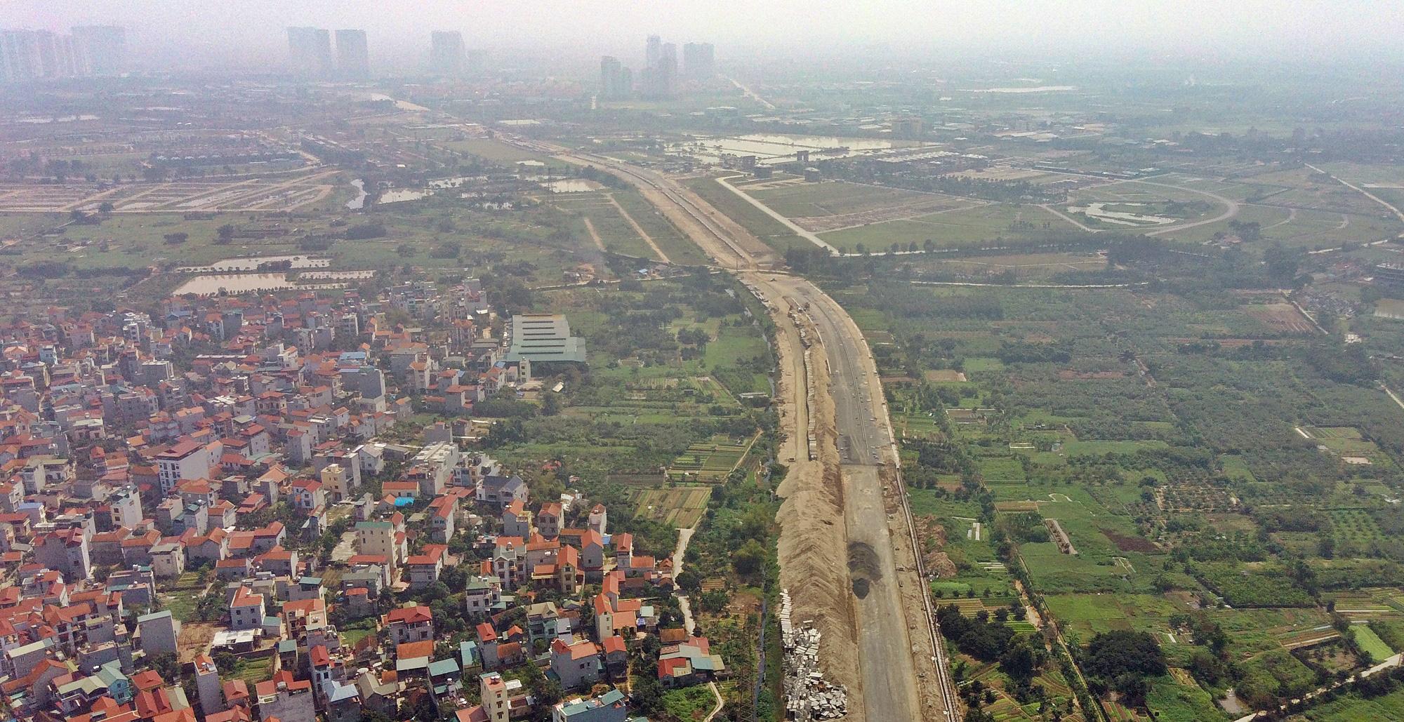 Những dự án hưởng lợi từ Vành đai 3,5 qua huyện Hoài Đức, Hà Nội - Ảnh 2.