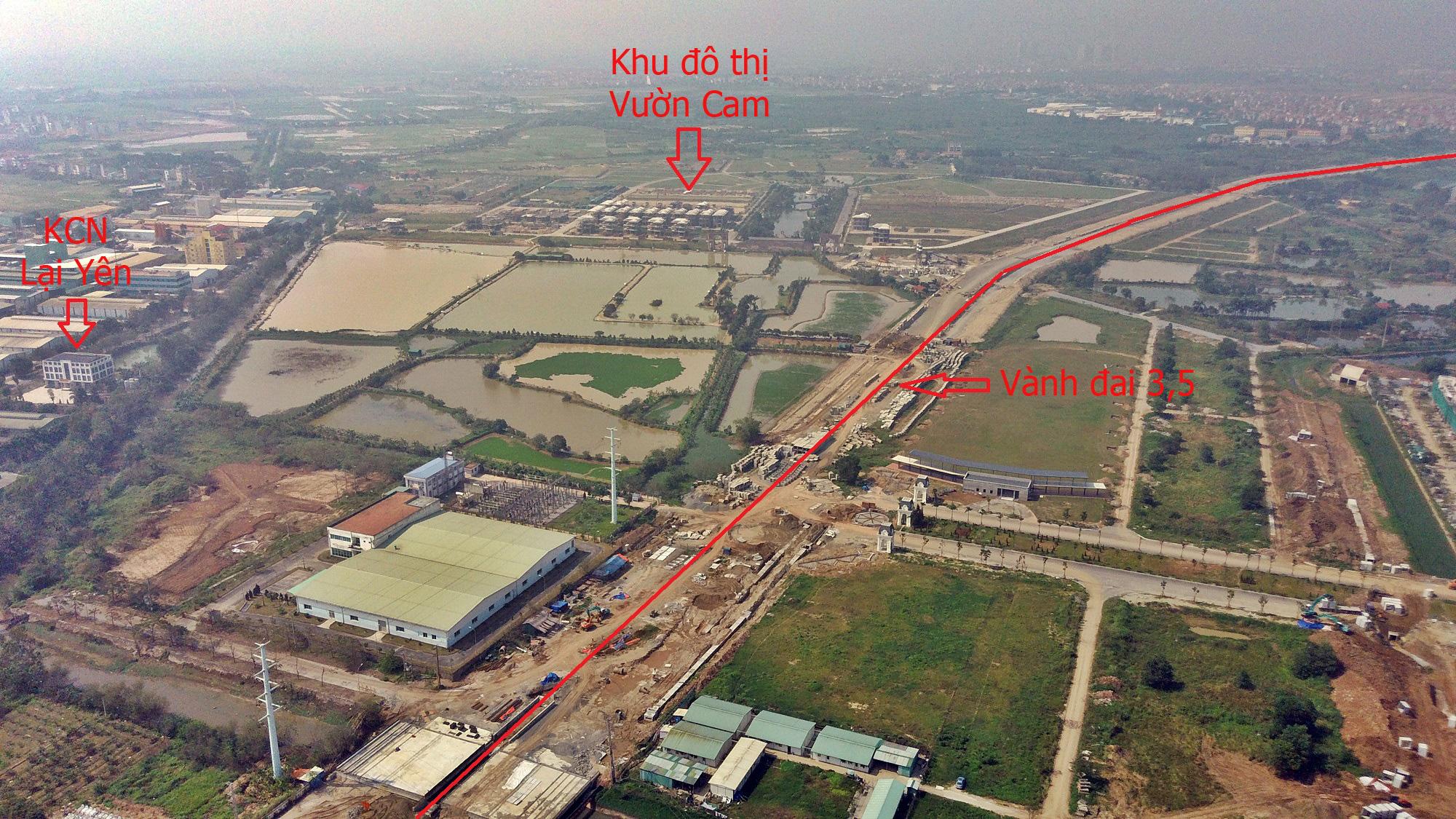 Những dự án hưởng lợi từ Vành đai 3,5 qua huyện Hoài Đức, Hà Nội - Ảnh 9.
