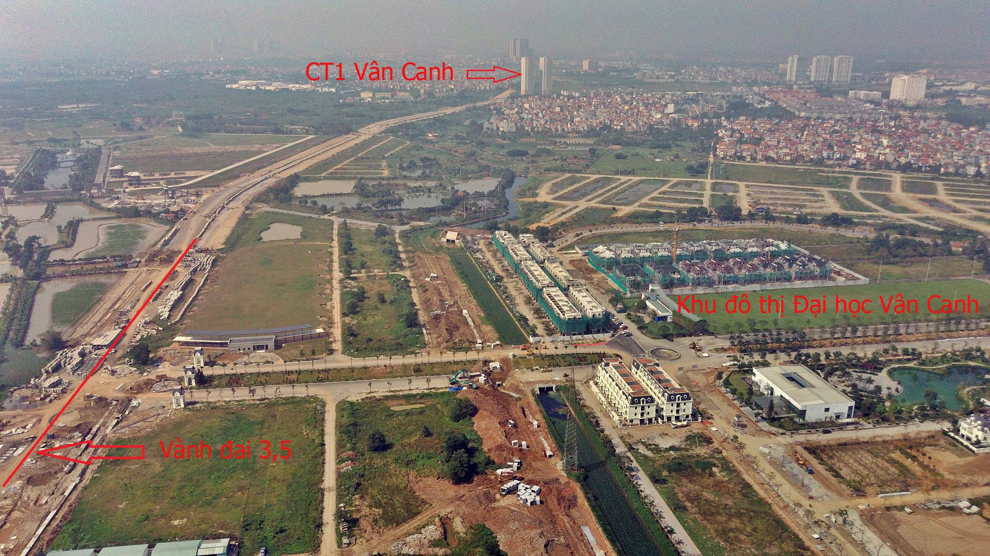 Những dự án hưởng lợi từ Vành đai 3,5 qua huyện Hoài Đức, Hà Nội - Ảnh 10.