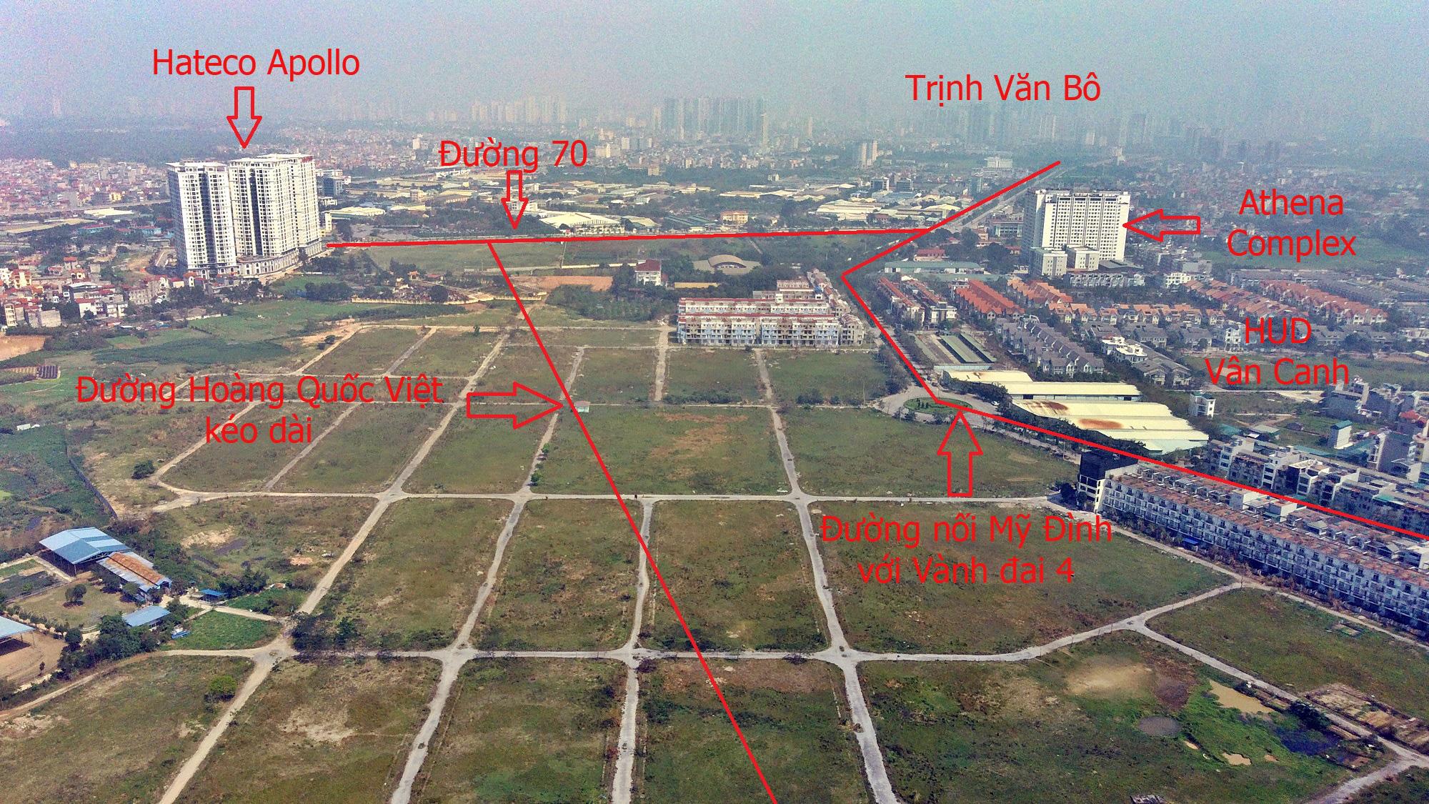 Những dự án hưởng lợi từ Vành đai 3,5 qua huyện Hoài Đức, Hà Nội - Ảnh 14.
