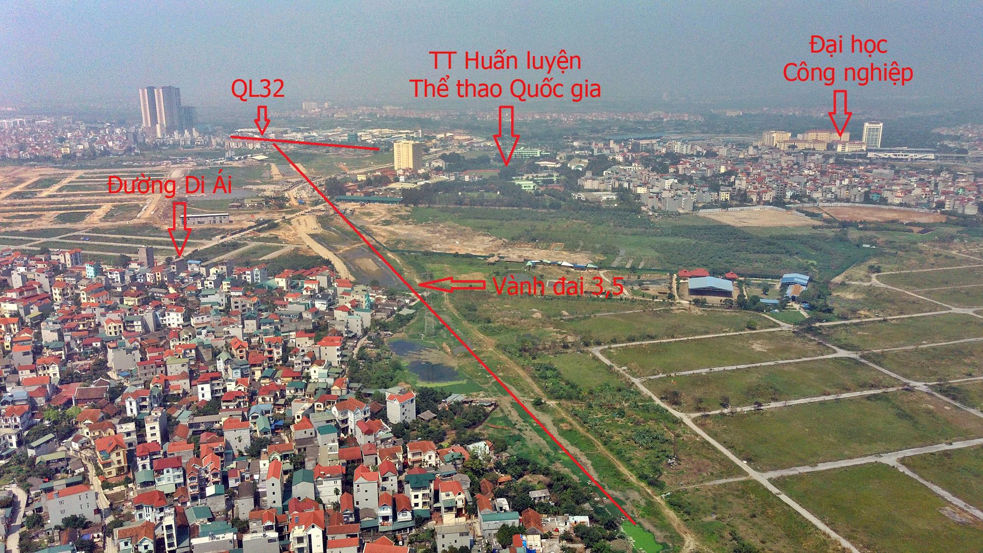 Những dự án hưởng lợi từ Vành đai 3,5 qua huyện Hoài Đức, Hà Nội - Ảnh 16.