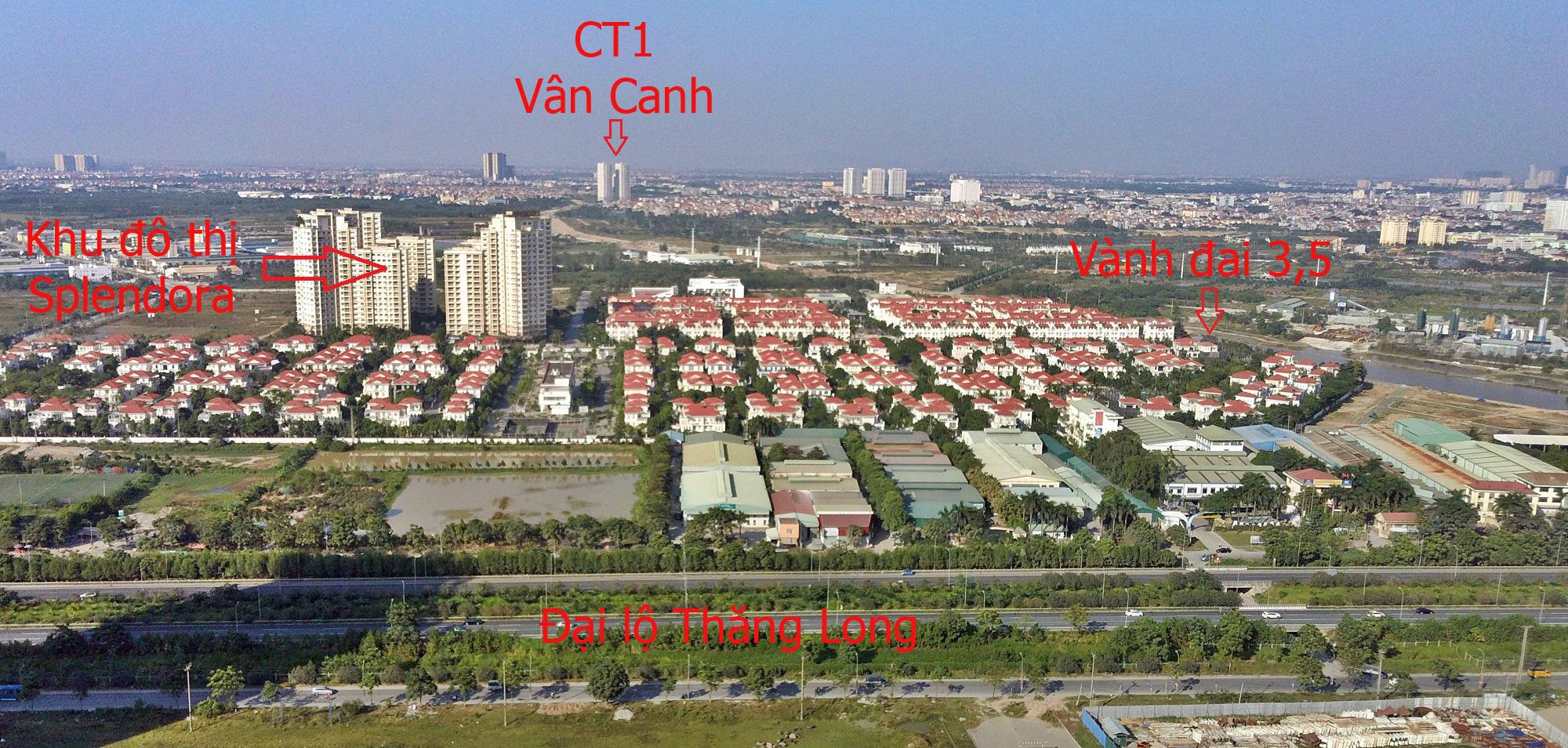 Những dự án hưởng lợi từ Vành đai 3,5 qua huyện Hoài Đức, Hà Nội - Ảnh 3.