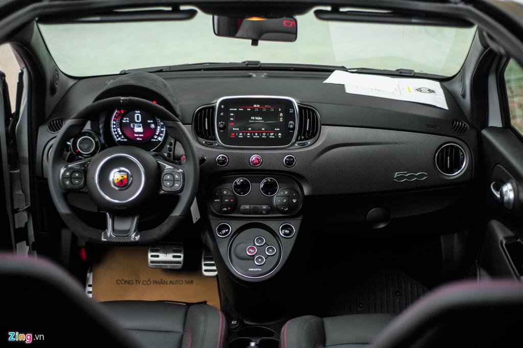 Ô tô siêu nhỏ có giá gần 3 tỉ đồng tại Việt Nam, đắt ngang Porsche Macan - Ảnh 9.