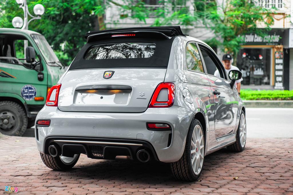 Ô tô siêu nhỏ có giá gần 3 tỉ đồng tại Việt Nam, đắt ngang Porsche Macan - Ảnh 5.