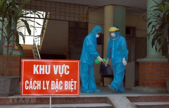 Trong 24 giờ, Việt Nam ghi nhận thêm 14 trường hợp mắc mới, nâng tổng số ca mắc COVID-19 lên 148 - Ảnh 1.