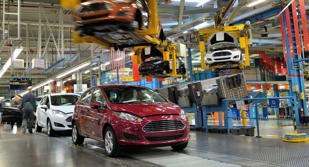 Nhân viên Ford tại Đức phải nghỉ làm sau khi một người dương tính với Covid - 19 - Ảnh 1.