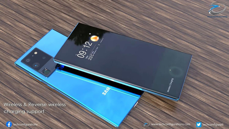 Lộ diện concept Samsung Galaxy Note 20 Ultra - Ảnh 2.