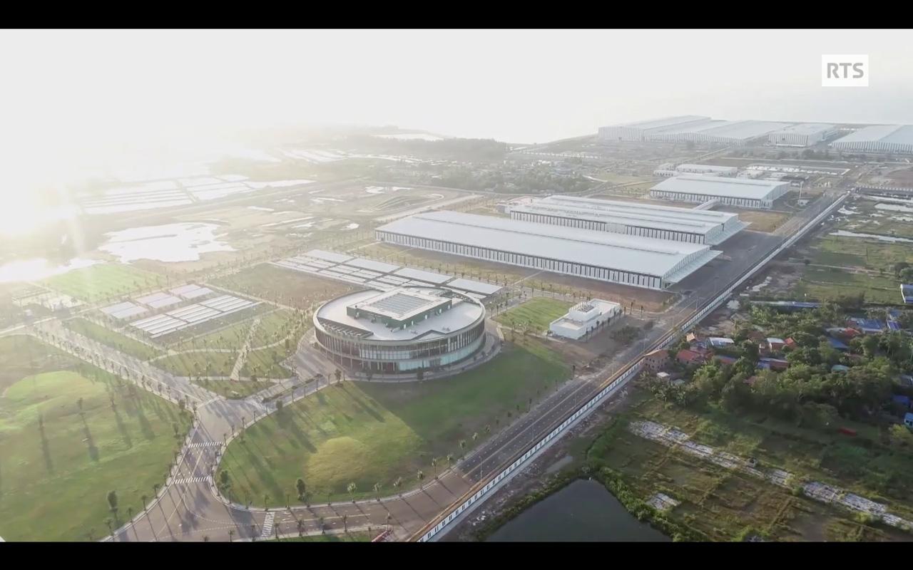 Đài TH Quốc gia Thuỵ Sỹ: VinFast – điểm nhấn của kinh tế Việt Nam - Ảnh 1.