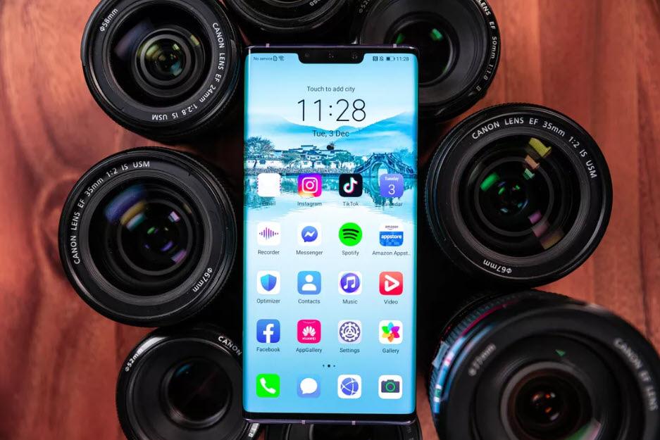 Rò rỉ cấu hình chi tiết Huawei P40 Pro, đối thủ Galaxy S20 Ultra với 10x Zoom - Ảnh 1.