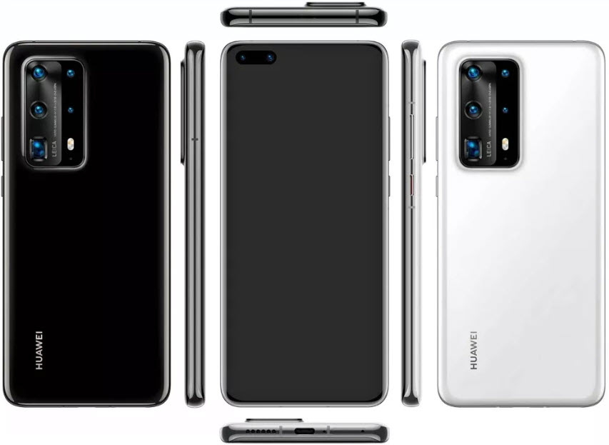 Rò rỉ cấu hình chi tiết Huawei P40 Pro, đối thủ Galaxy S20 Ultra với 10x Zoom - Ảnh 2.