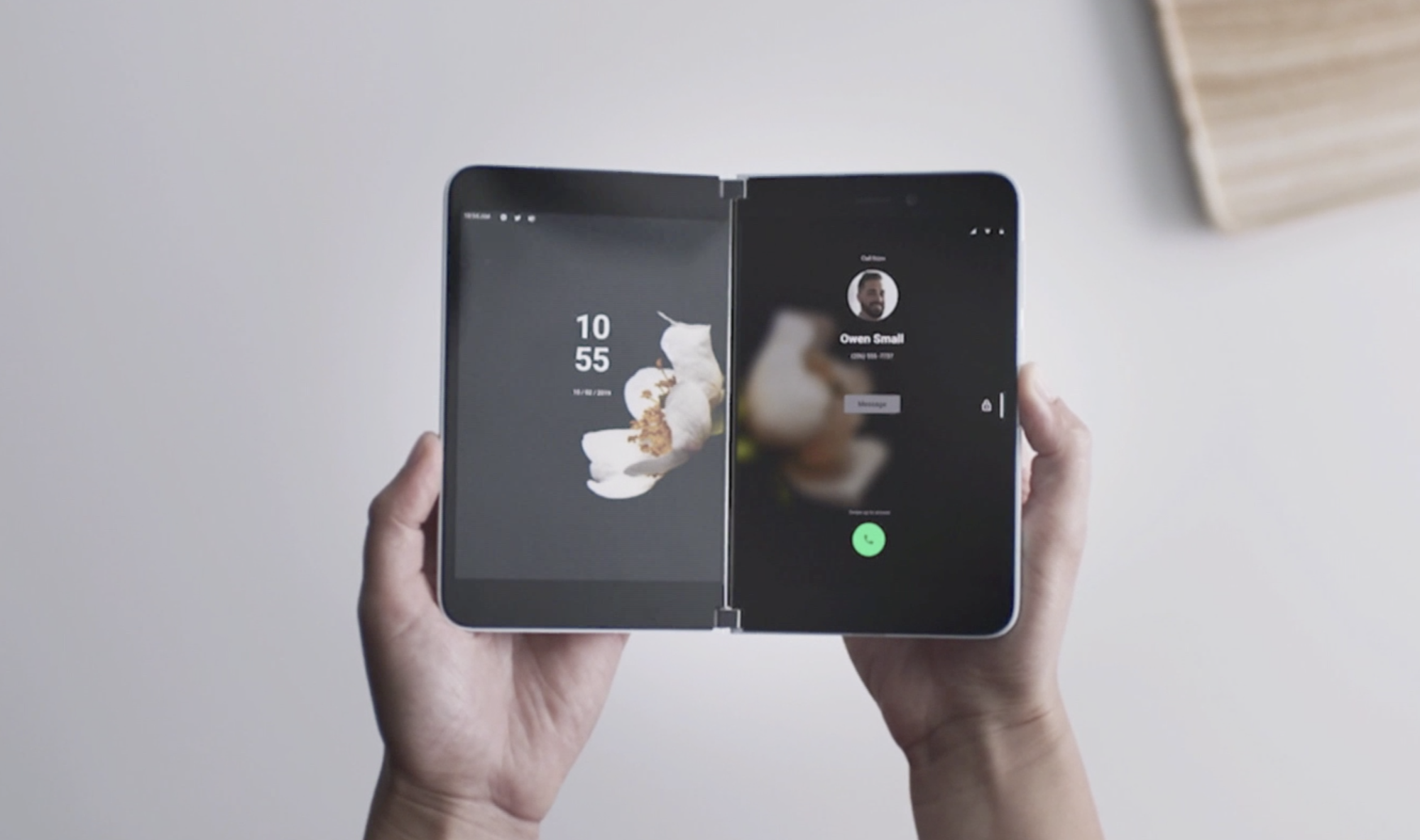 iPhone màn hình gập có thể đánh bại Microsoft Surface bằng tính năng này - Ảnh 1.