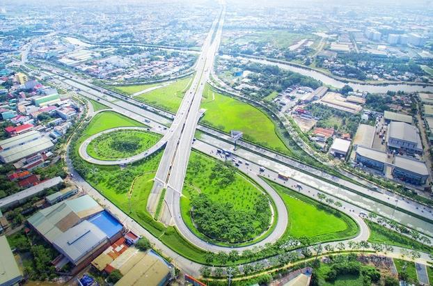 TP HCM: Rục rịch lên quận, giá đất huyện Bình Chánh tăng không phanh - Ảnh 1.